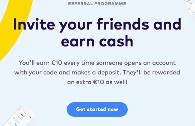Monese Referral Program