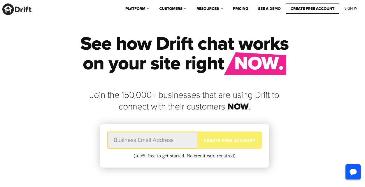 Drift 2019