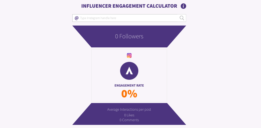 Instagram Engagement Calculator