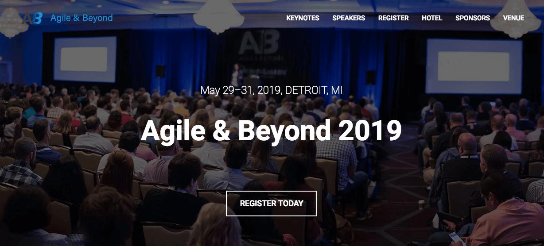 Agile & Beyond 2019