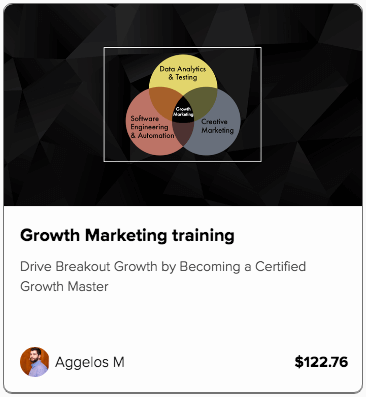 Growth Marketing Course