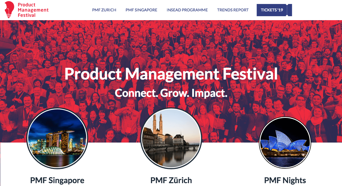 Product Management Festival