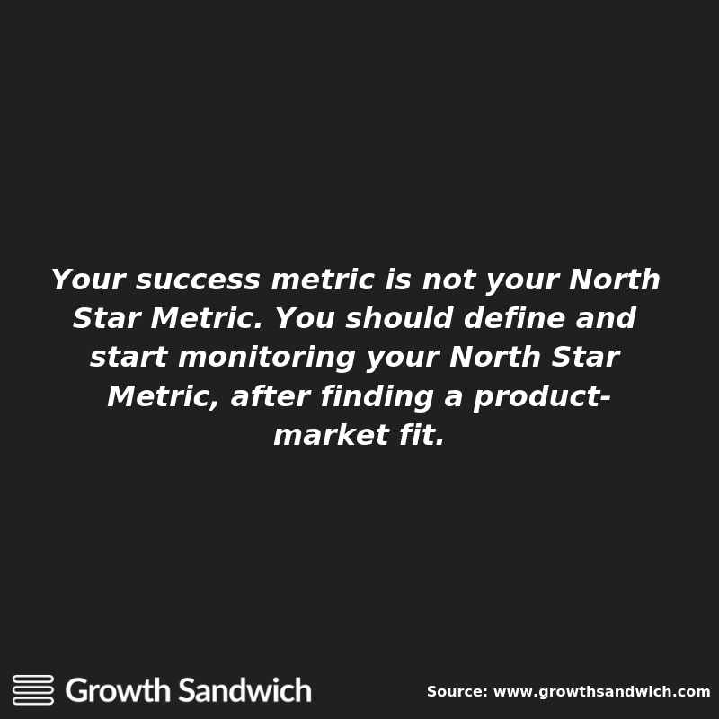 Success Metric & North Star Metric