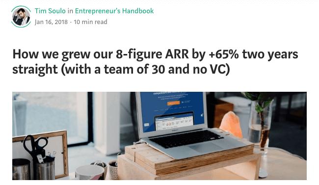 Ahrefs Year-Over-Year Growth