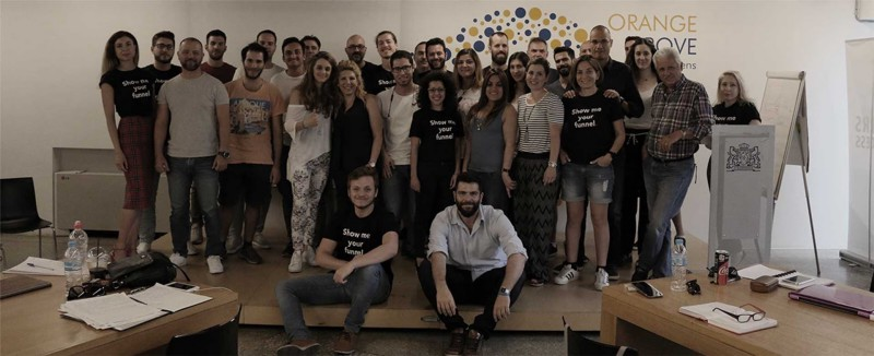 Growth Bootcamp Athens - Athens (2018, June)