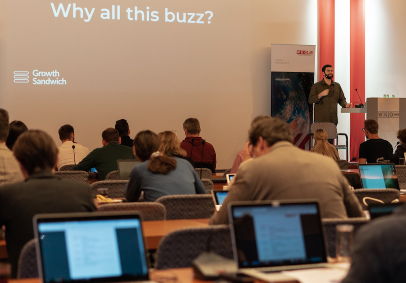 Growth Bootcamp Vienna - Vienna (2019, January) - Image 1