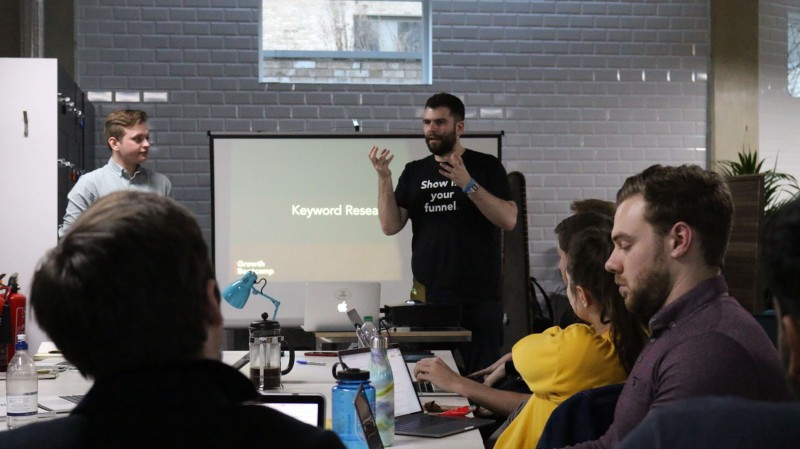 Growth Bootcamp v1 - London (2018, March) - Image 2