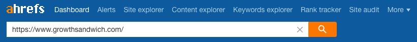 Site Explorer Ahrefs