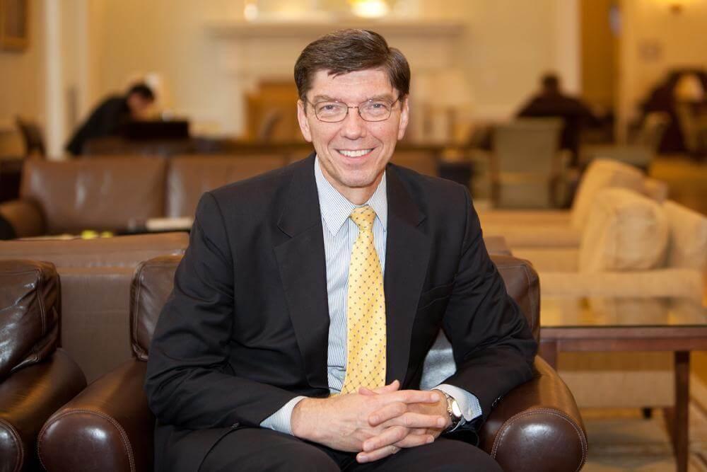 Professor Clay Christensen