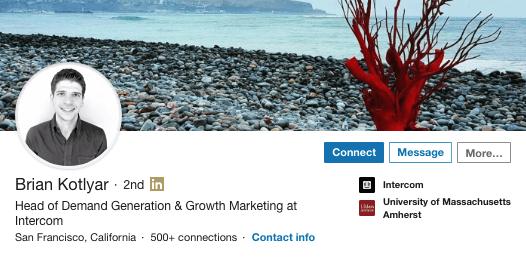 Brian Kotlyar on LinkedIn.