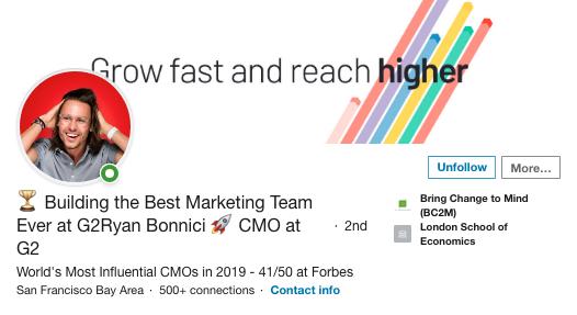 Ryan Bonnici on LinkedIn.